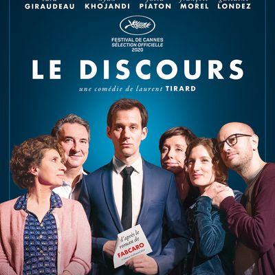 Le discours (2021 - Laurent Tirard)