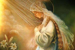 MESSAGE DE MARIE SANCTIFIANTE VIA ENOCH - 21 JUIN 2021