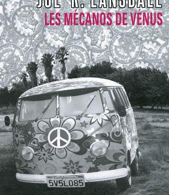 Les Mecanos de Venus : heureusement Hap n'est plus un hippie