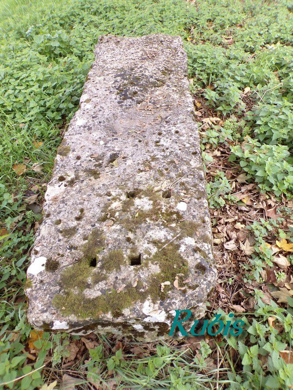 Tumulus du Doignon, Salles (79)