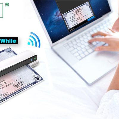 Scanner Wireless dengan Fitur Canggih