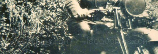 Auguste Tornier tué par un gendarme français