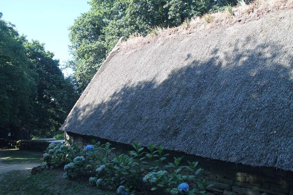 Un village breton d'autrefois