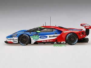 TSM430286 – Ford GT LMGTE PRO #66 2017 Le Mans 24Hr. Ford Chip Ganassi Team UK