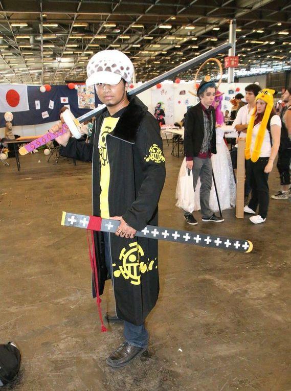 Cosplay Japan Expo 2014 Jeudi