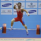North Korean pocket rocket Om Yun Chol breaks weightlifting world record - Firstpost