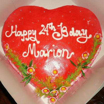 Happy Birthday Ate !