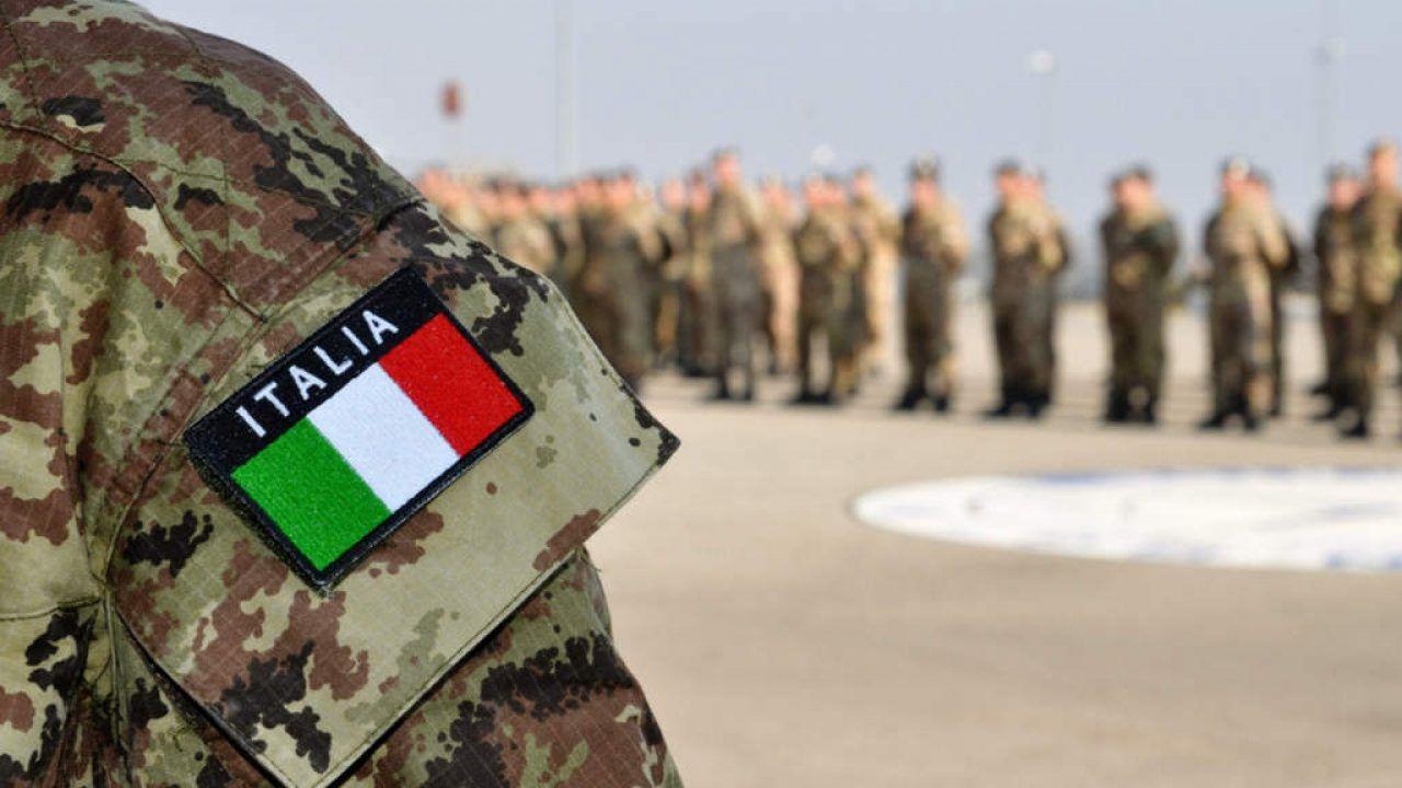 """Roma:il Green Pass causerà problemi anche ai militari: """"provvedimento irrazionale"""""""