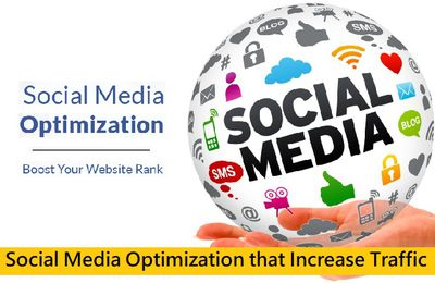 Social Media Optimization Techniques that Increase Traffic to Website