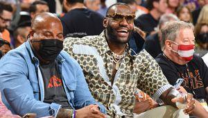 LeBron James fait désormais partie des sportifs milliardaires