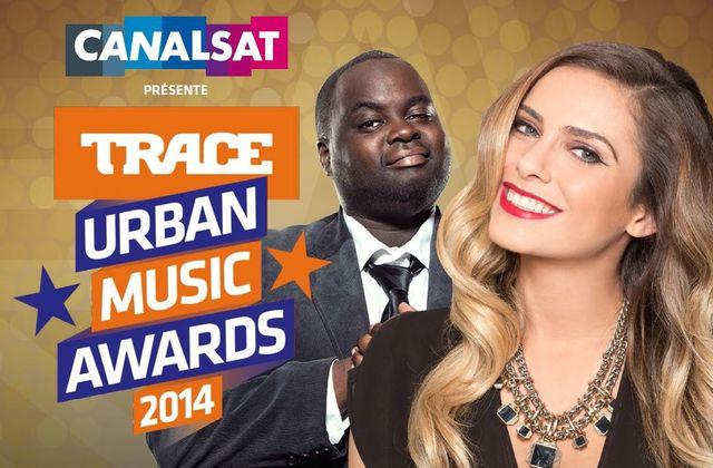 Palmarès ce mercredi des Trace Urban Music Awards 2014 (avec Akon).