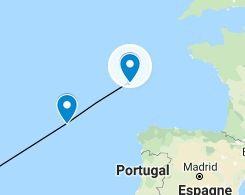 L'Atlantique jusqu'à « puffin »