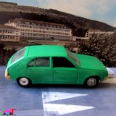 RENAULT 14 VERT EMERAUDE 1976 SOLIDO 1/43 - R14 - car-collector.net