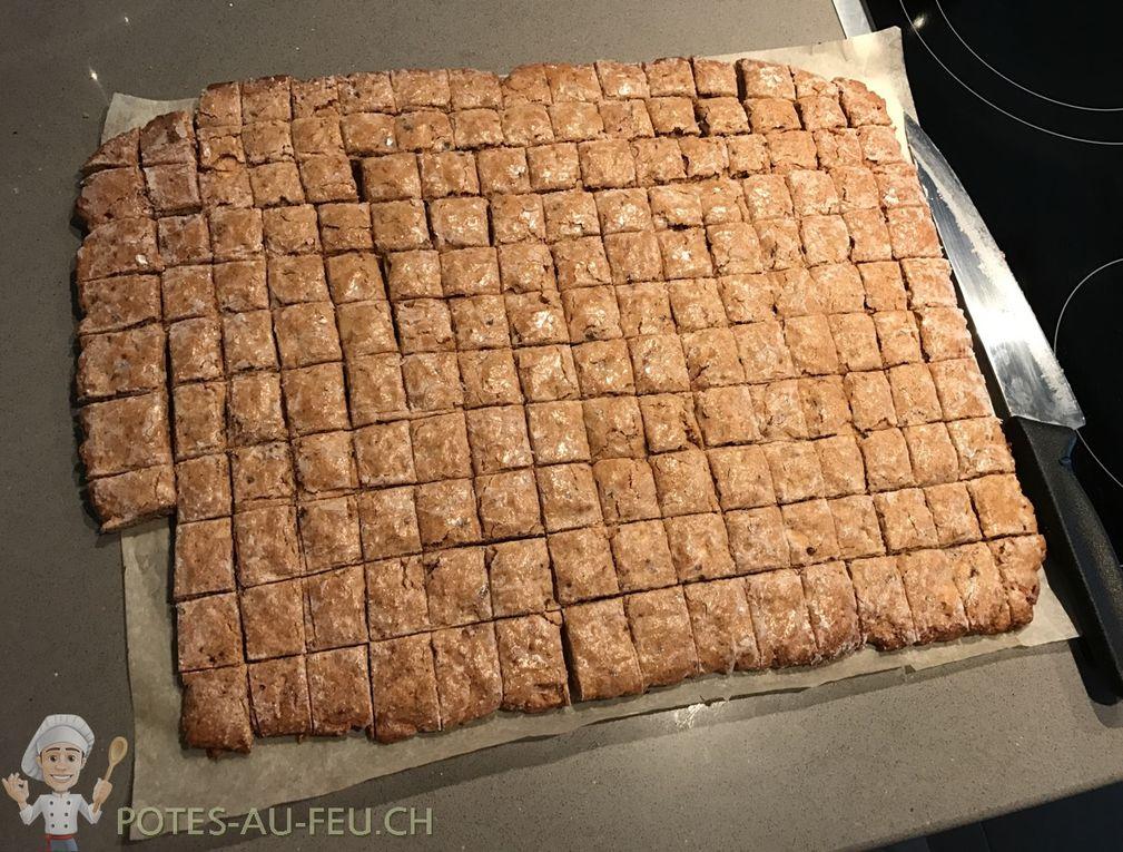 Läckerli (ou Leckerli)