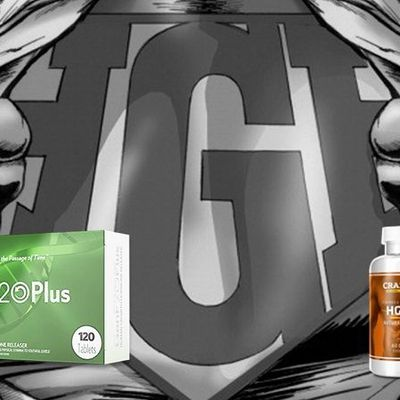 GenF20 Plus vs HGH X2 - The Two Top Supplements For Athletes