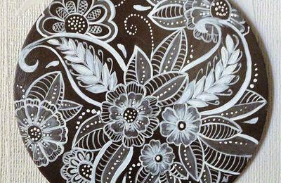 De la peinture dentelle et des fleurs (suite)
