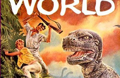 """ The Lost World"" by Sir Arthur Conan Doyle ( Videobook- Chs 13-16)"