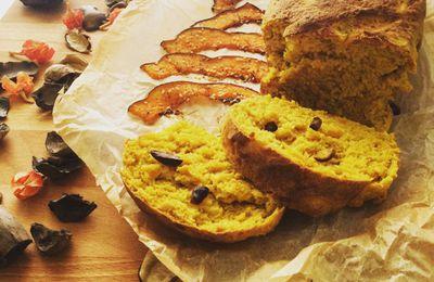 pane alla zucca avena e miele