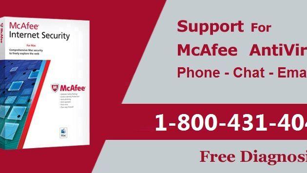 How to update McAfee Antivirus?