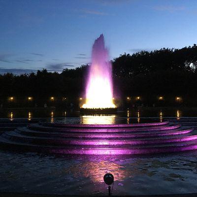 Les eaux musicales de Versailles