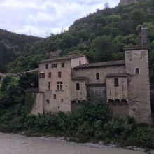 Val de Drôme, Pontaix ...pour la première sortie d'après confinement.