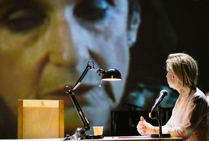 Natalie Dessay (à droite) - Photo Théâtre de la Ville