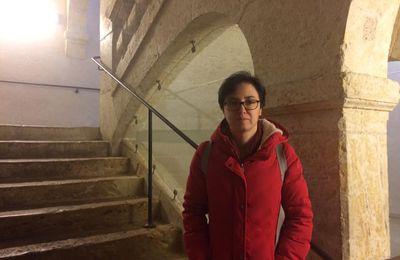 Avec « Un autel rue de la Paix », Florence Rhodes signe son deuxième polar noir