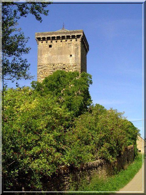 Diaporama des 2 châteaux de Flavin