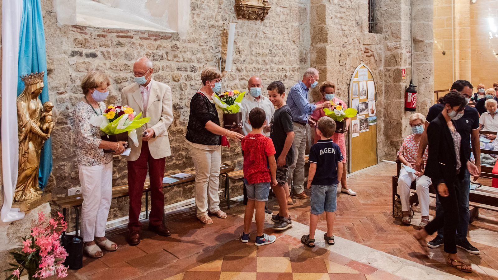 Fête de l'Assomption à Sérignac : Jubilez tous les peuples