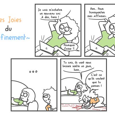 Le confinement #5