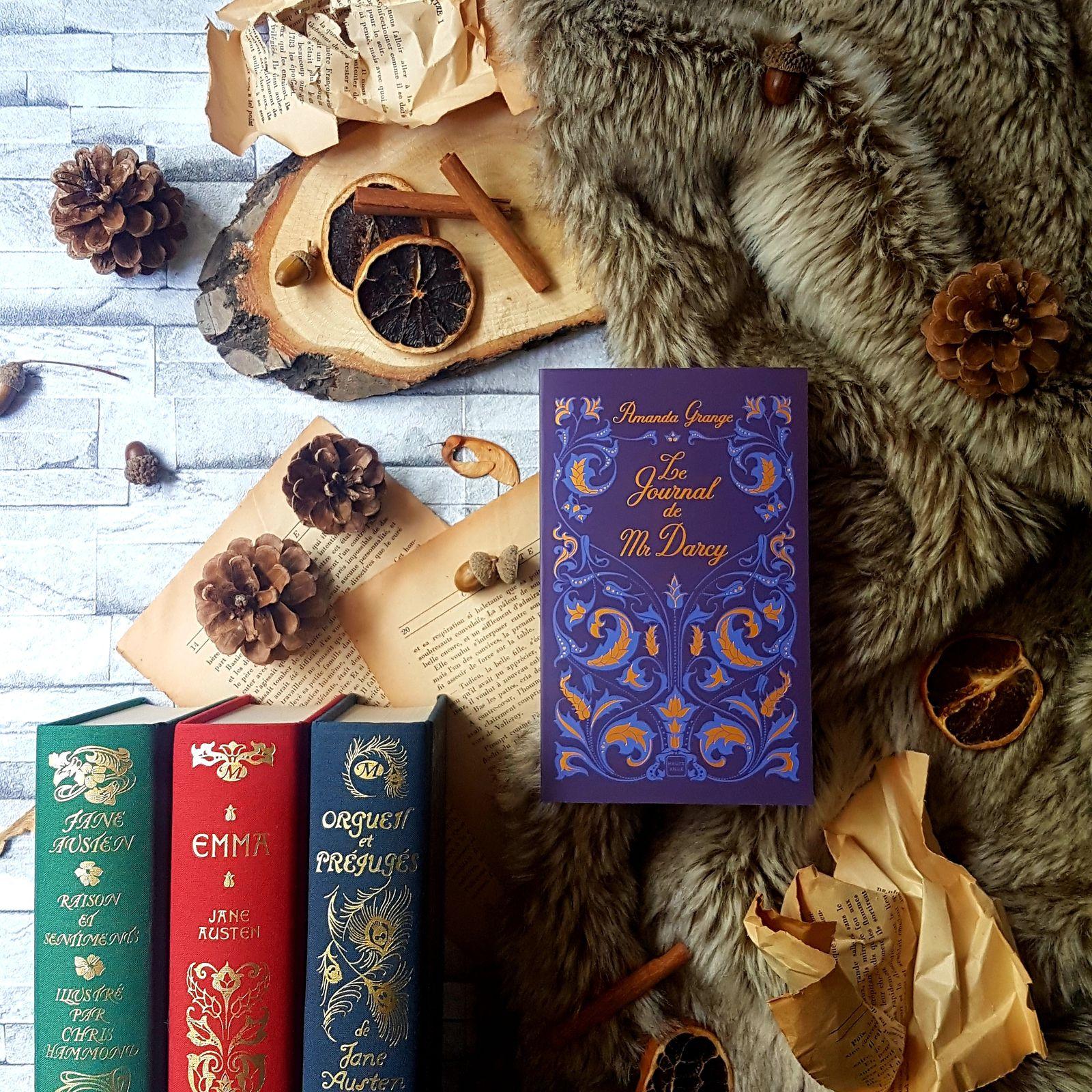 Le Journal de Mr Darcy - Amanda Grange