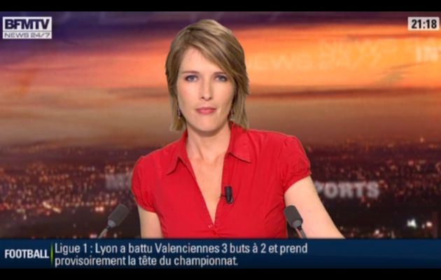 [2012 09 01] LUCIE NUTTIN - BFM TV - WEEK-END 360 @21H00