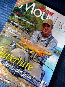 Revues de pêche, revue de matériel.....