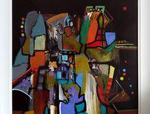 Dernières toiles de Philippe ABRIL