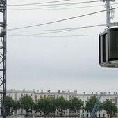 Le téléphérique de Brest encore en rade, la collectivité s'agace