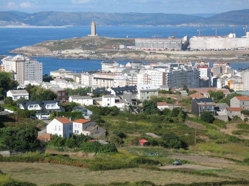 Magnifiques vues de la ville prises de plusieurs endroits stratégiques...