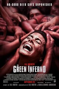 L'œil de Crazy Bug : Green Inferno