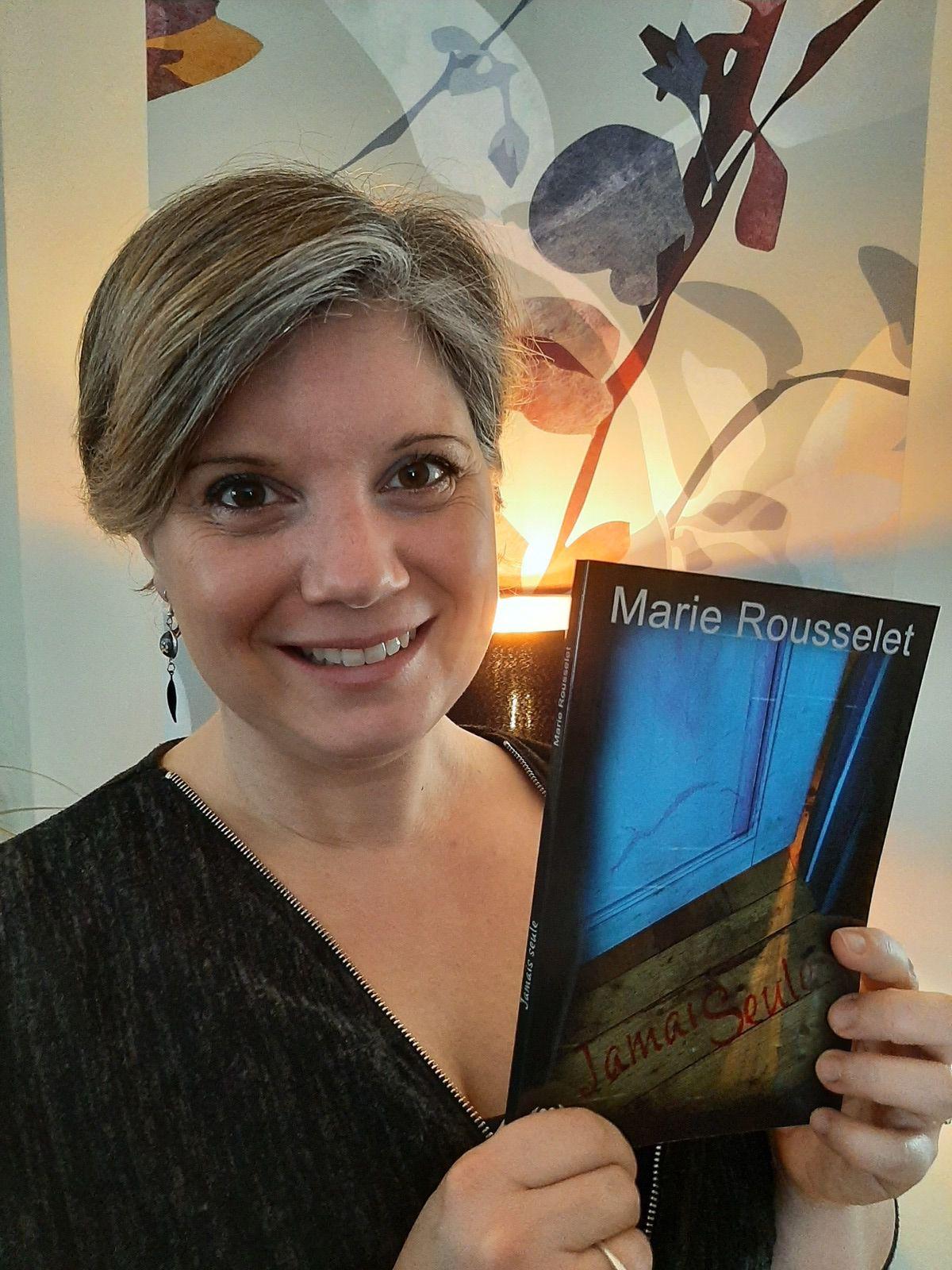 « Jamais seule », autobiographie de Marie Rousselet