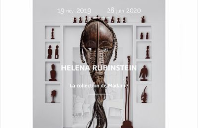 Exposition Helena Rubinstein - La collection de Madame