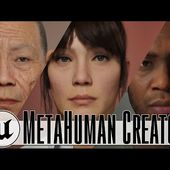 MetaHuman Creator by Epic Games -- Realistic Human Characters in Under An Hour... this is INSANE!