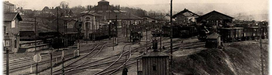 Gare de Saint Germain des Fossés et mes souvenirs