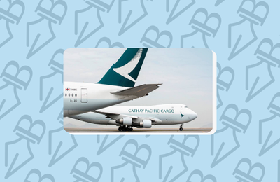 """Cathay Pacific nommée """"Best in Future of Connectedness"""""""