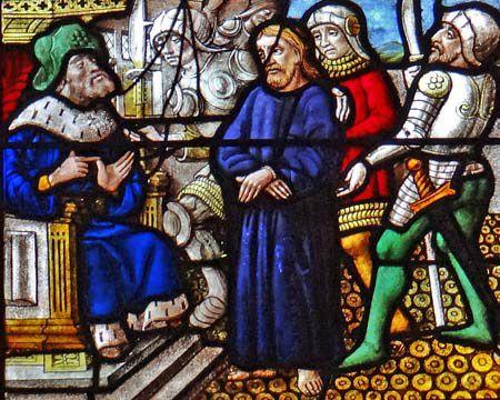 Dimanche du Christ-Roi (en communion avec nos frères catholiques)