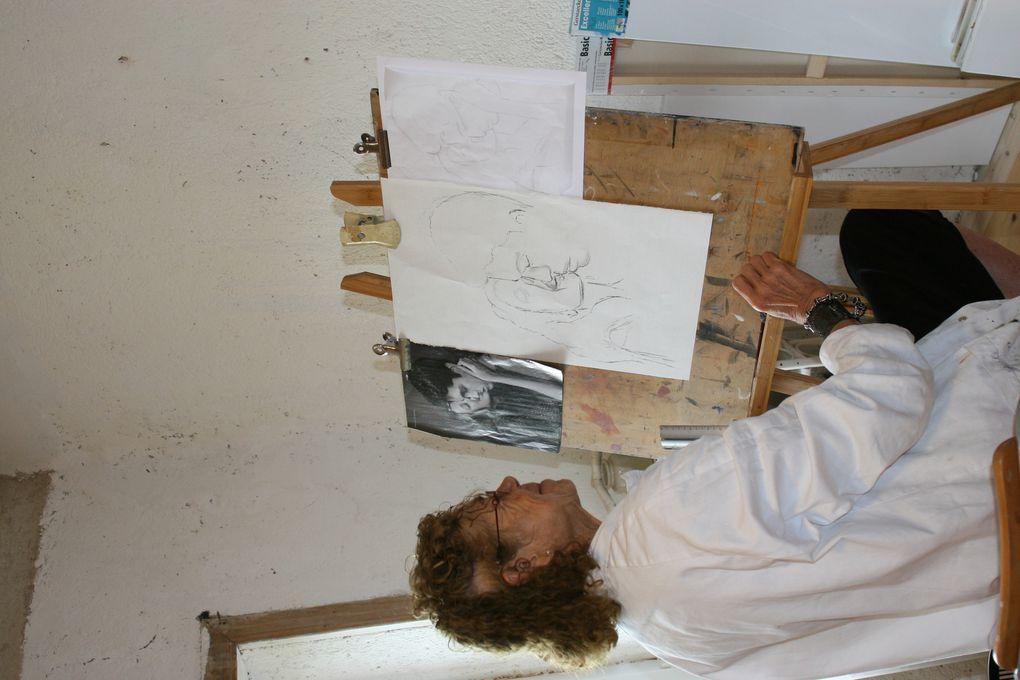 Bravo les artistes. Chacun a pu progresser à son rythme, en fonction de son expérience et de ses difficultés de santé.