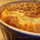 Soufflé au fromage super bon, Recette par Les délices d'Hélène - Ptitchef