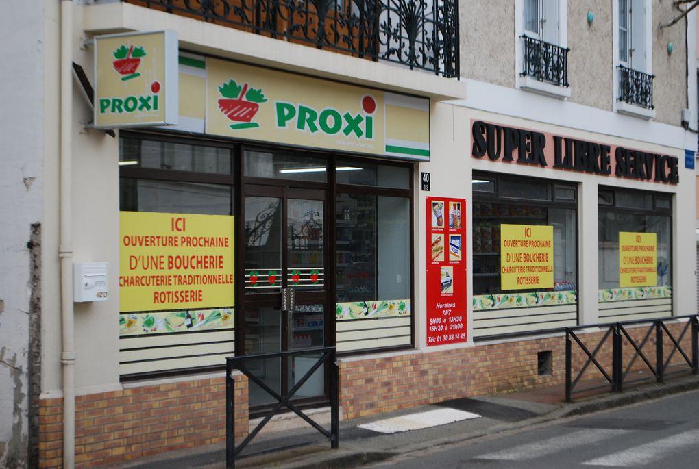 Annonce de commerces à Garancières