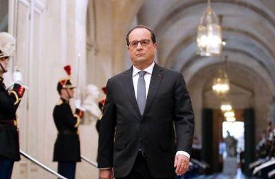 Le président de la République devant le Parlement réuni en congrès