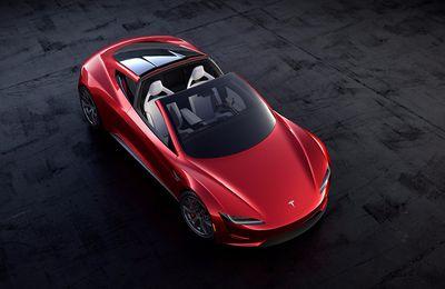 Tesla Roadster : commandez dès aujourd'hui la supercar du futur
