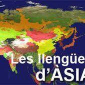 Le lingue dell'Asia