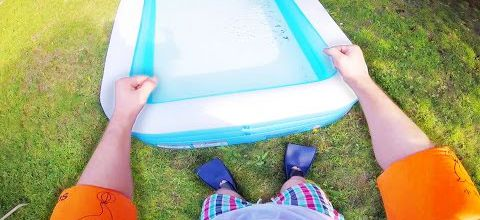 Apprendre à nager en trois coups de cuiller à pot